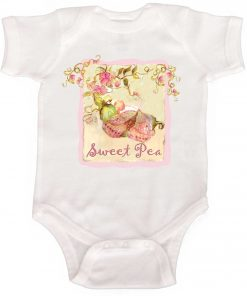 Cute Baby Girl Romper