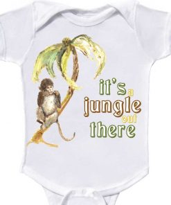 Baby Jungle Bodysuit
