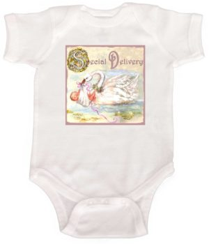 Newborn Girl Bodysuit