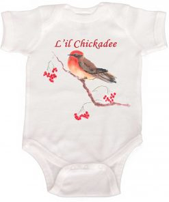 Baby Girl Bird Bodysuit