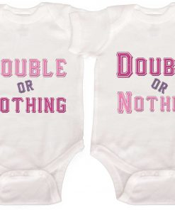 Twin Girls Bodysuits