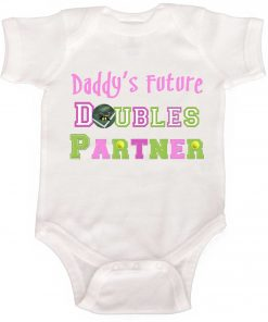 Baby Girl Tennis Bodysuit