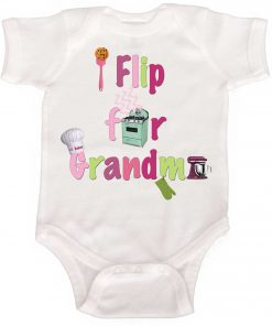 Cute Girl Grandma Bodysuit