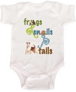 Newborn Baby Boy Bodysuit