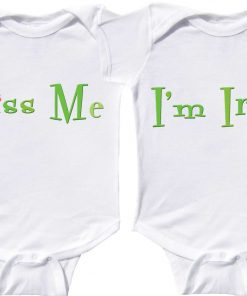 Funny Twins Irish Shirts