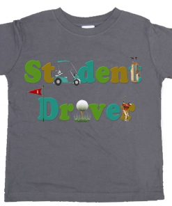 Boys Golf T Shirt