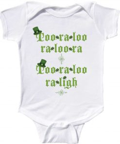 Irish Baby Bodysuit Funny