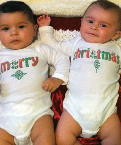 twin Christmas creepers