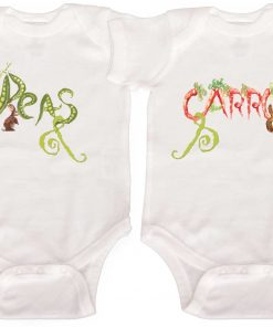 Peas and Carrots Twin Set