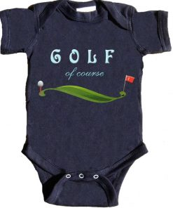 Baby Boys Golf Shirt