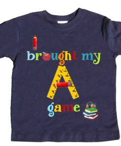 Back to School Tee Shirt
