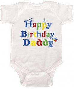 Happy Birthday Daddy Shirt