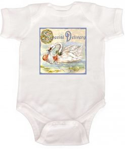 Newborn Boy Bodysuit