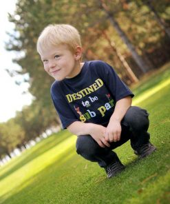 Kids Golf T shirt