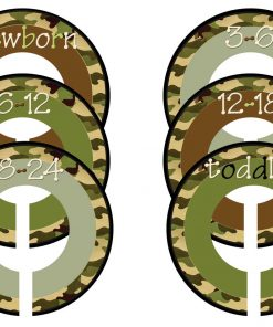 baby boy nursery closet dividers