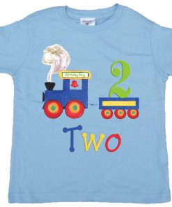 Boys 2nd Birthday Tee Shirt