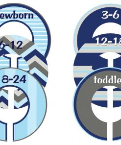 nursery closet dividers baby boy