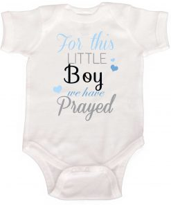 Newborn Boy Coming Home Bodysuit