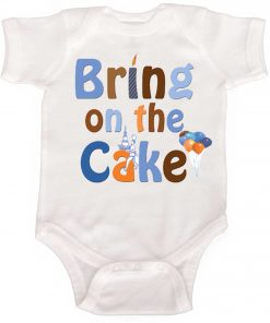Boys First Birthday Romper