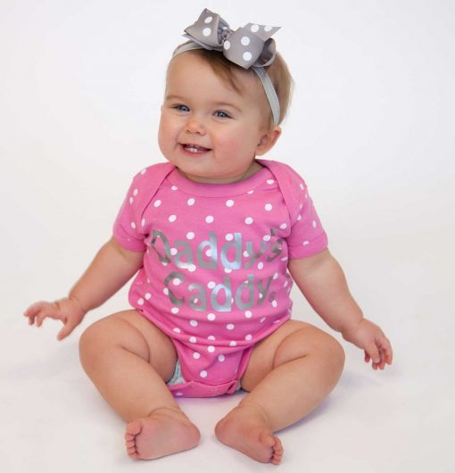 Baby Girl Golf Bodysuit