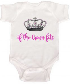 Princess Girl Bodysuit